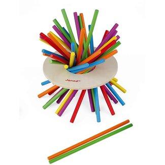 Janod Janod Game - Crazy Sticks
