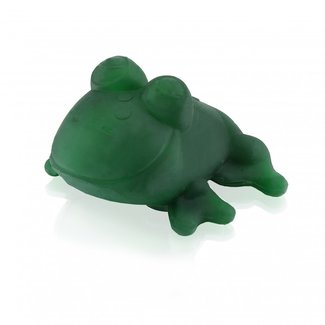 Hevea Hevea Natural Rubber Bath Toy Fred the green Frog