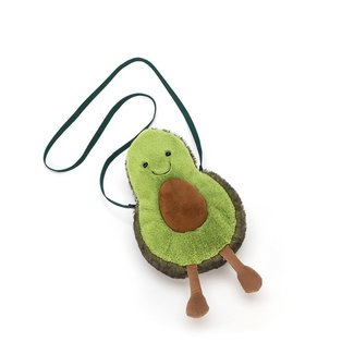 Jellycat Jellycat Amusable Avocado Bag