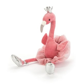 Jellycat Jellycat Fancy Flamingo Large - 56cm
