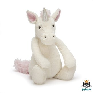 Jellycat Jellycat Bashful Unicorn - 31cm