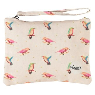 By Lauren By Lauren Amsterdam Happy Bag - Clutch - Medium - Small - Free Bird