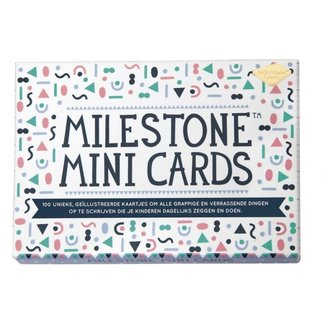 Milestone Cards Milestone Mini Cards