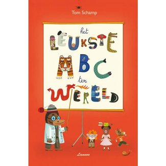 Lannoo Cutest ABC in the world - Tom Schamp (Dutch)