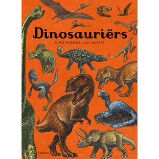 Lannoo Dinosauriërs boek