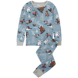 Hatley pyjama woodland animals