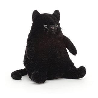 jellycat Jellycat Amore Cat Black