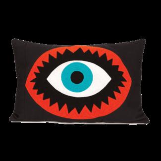 kitsch kitchen EYE pillow