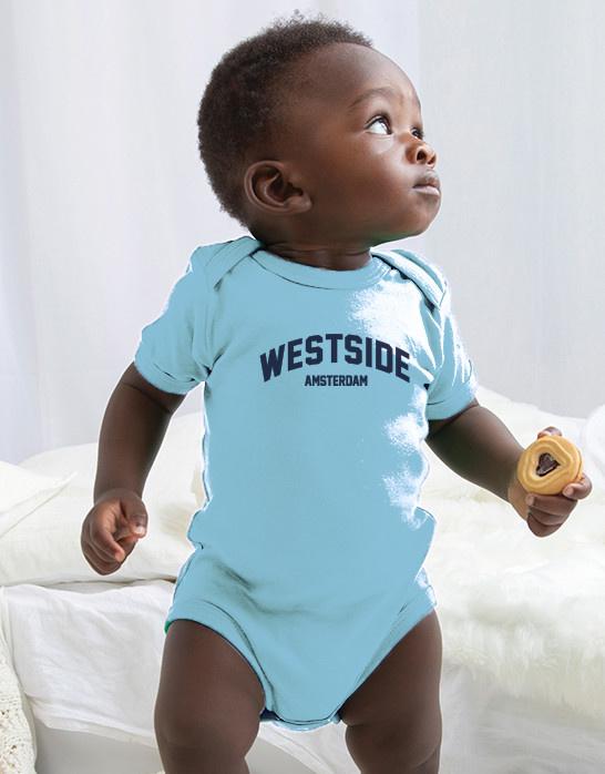 Baby Romper Westside Amsterdam