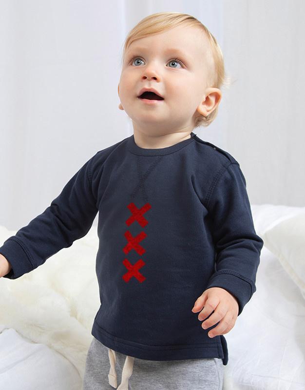 XXX (Suede) Sweater