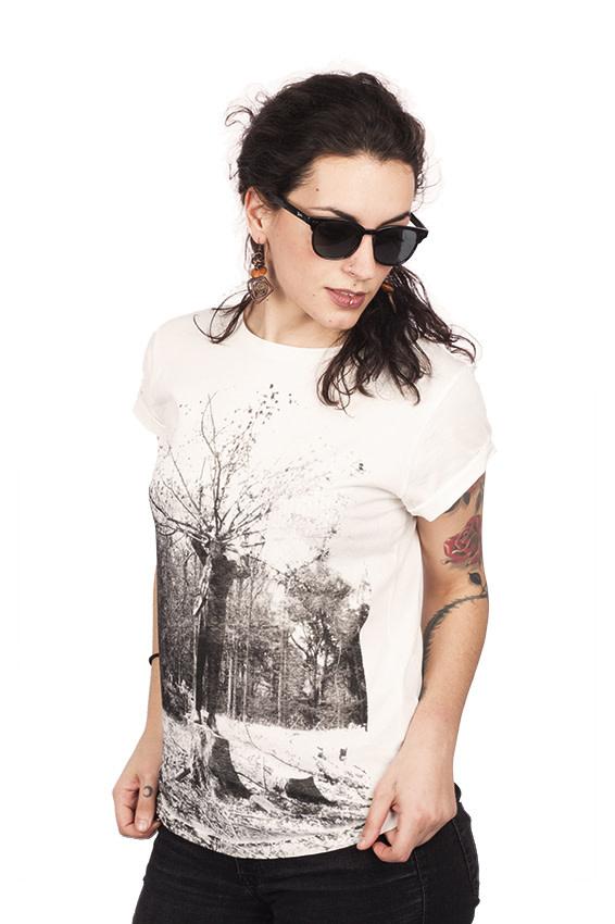 Shame Roll-up T-shirt