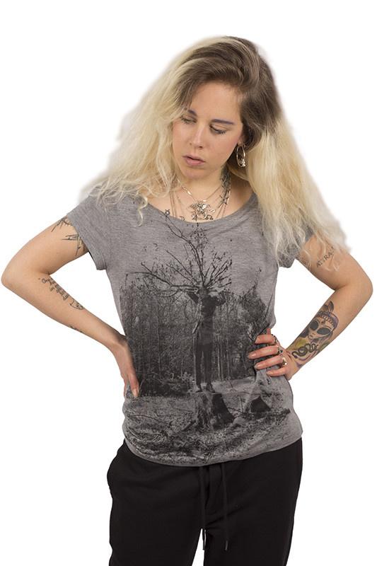 Shame Boat Neck T-shirt