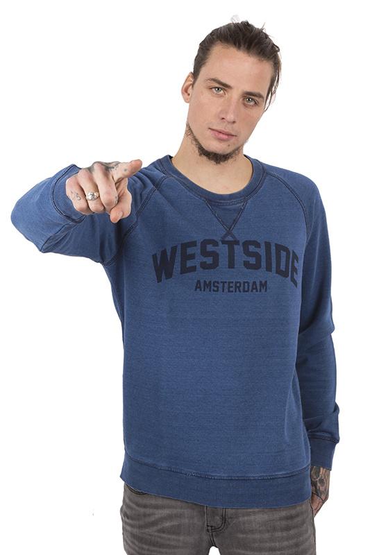 Westside Sweater - Denim