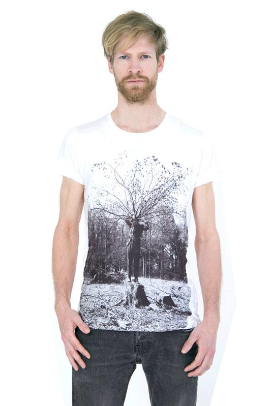Shame T-shirt - Bamboo