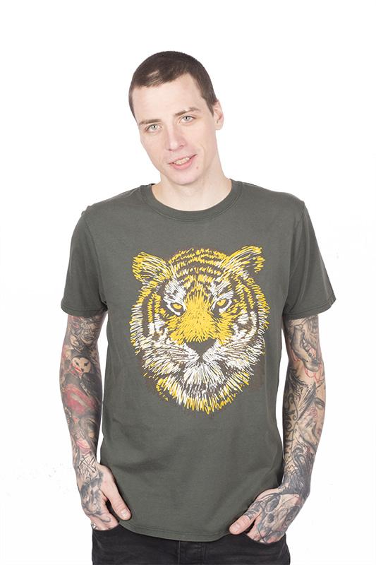 Tiger Jersey T-shirt