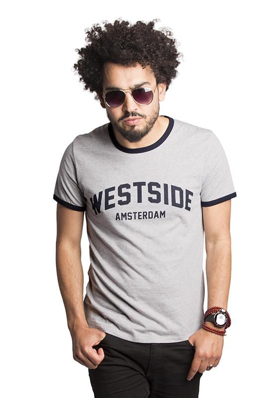 Westside T-shirt - Contrast