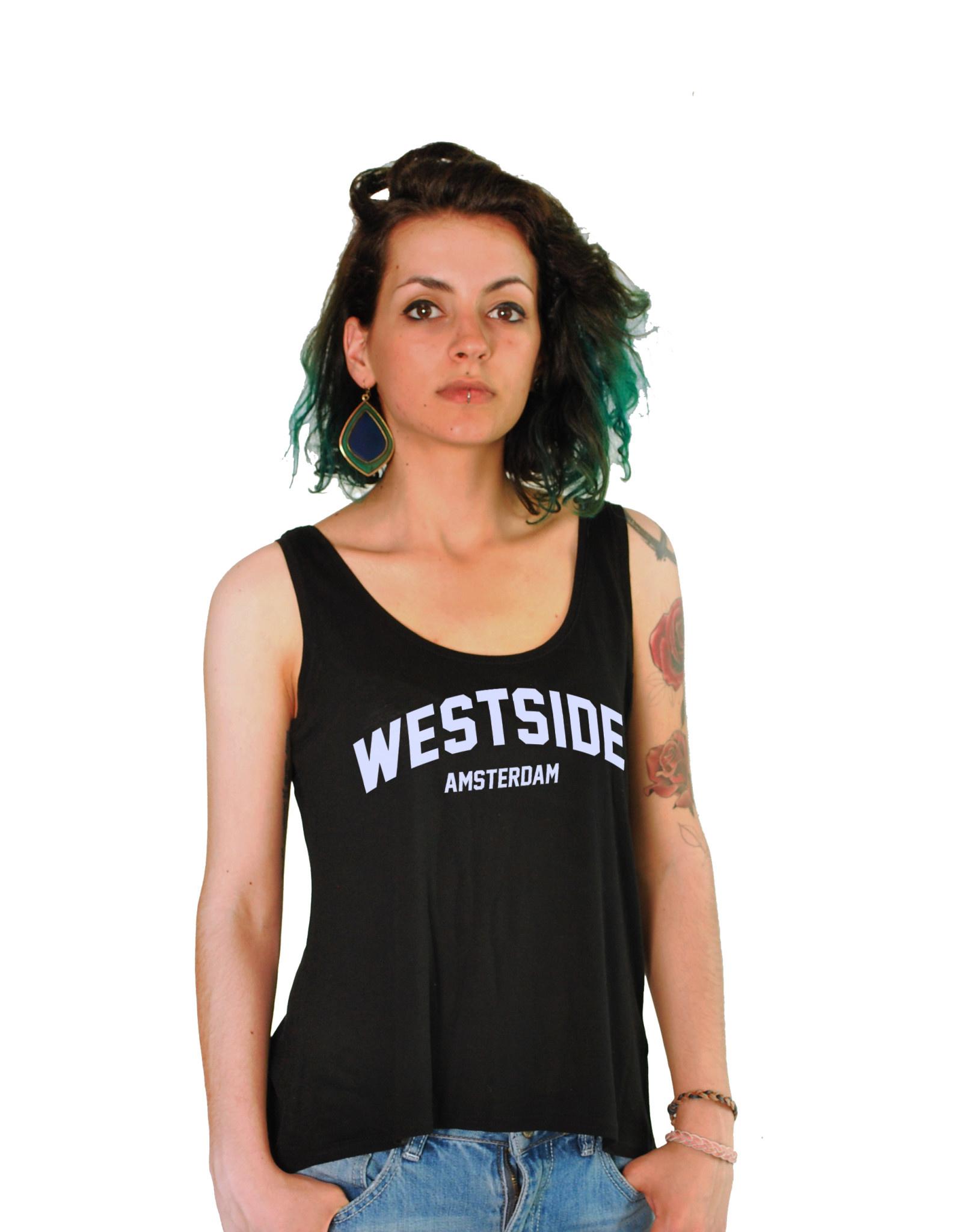 Westside Tencel Crop Tanktop