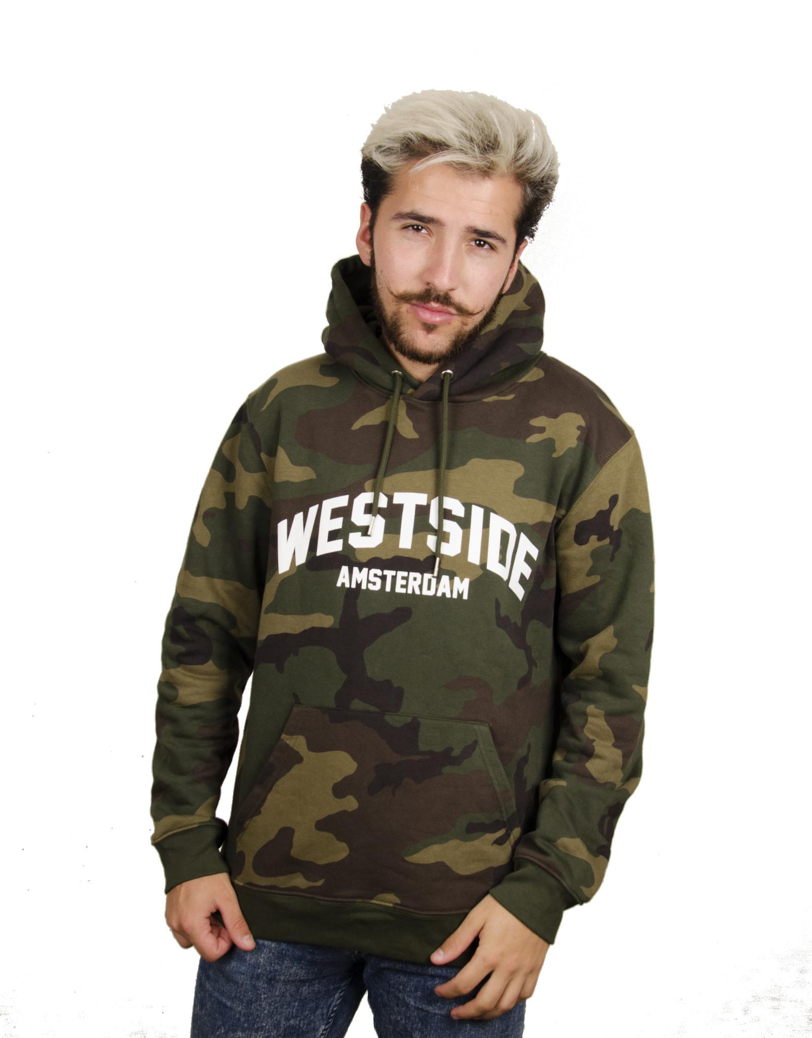 Westside Amsterdam Hoodie - Camouflage