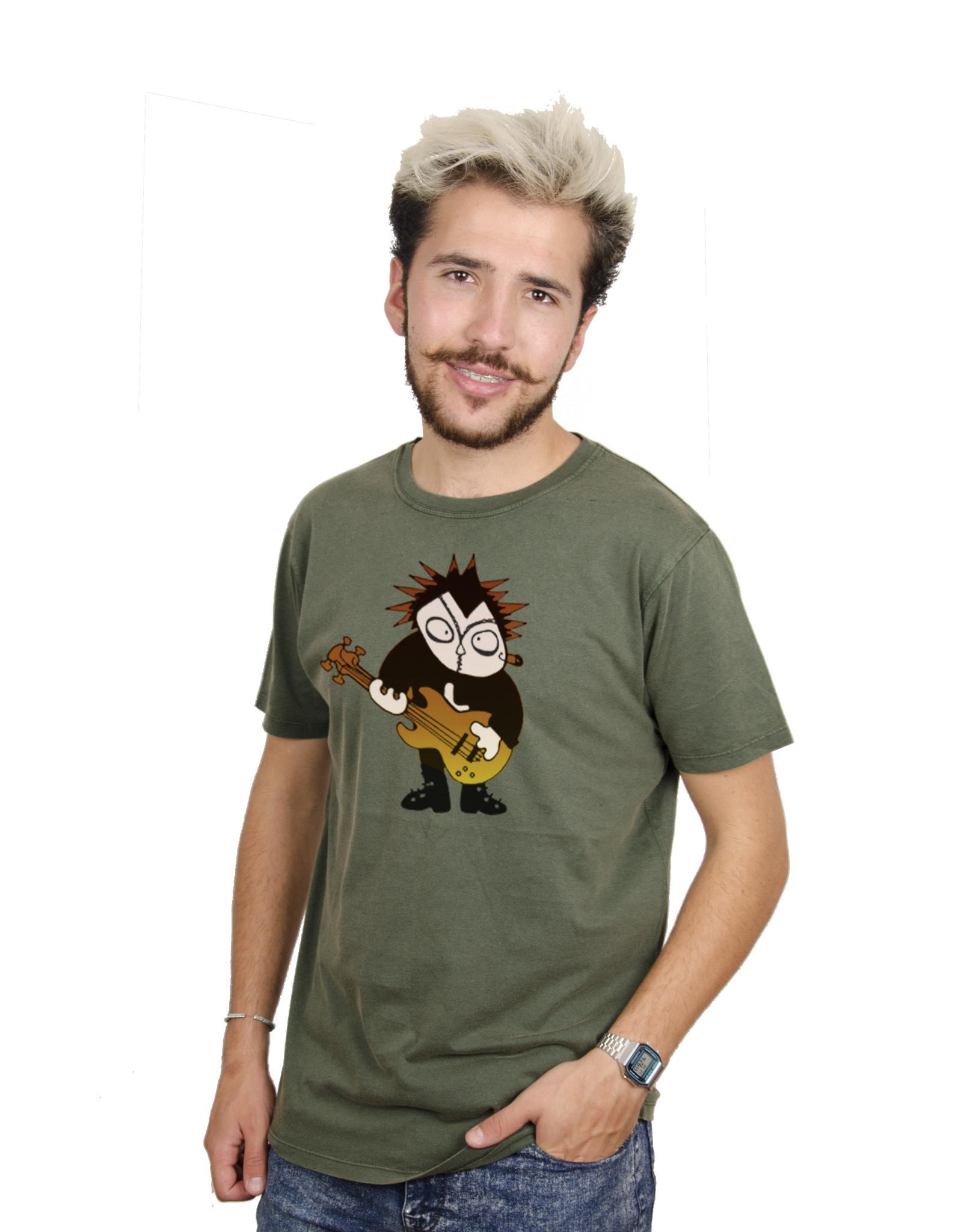 Punk Jersey T-shirt