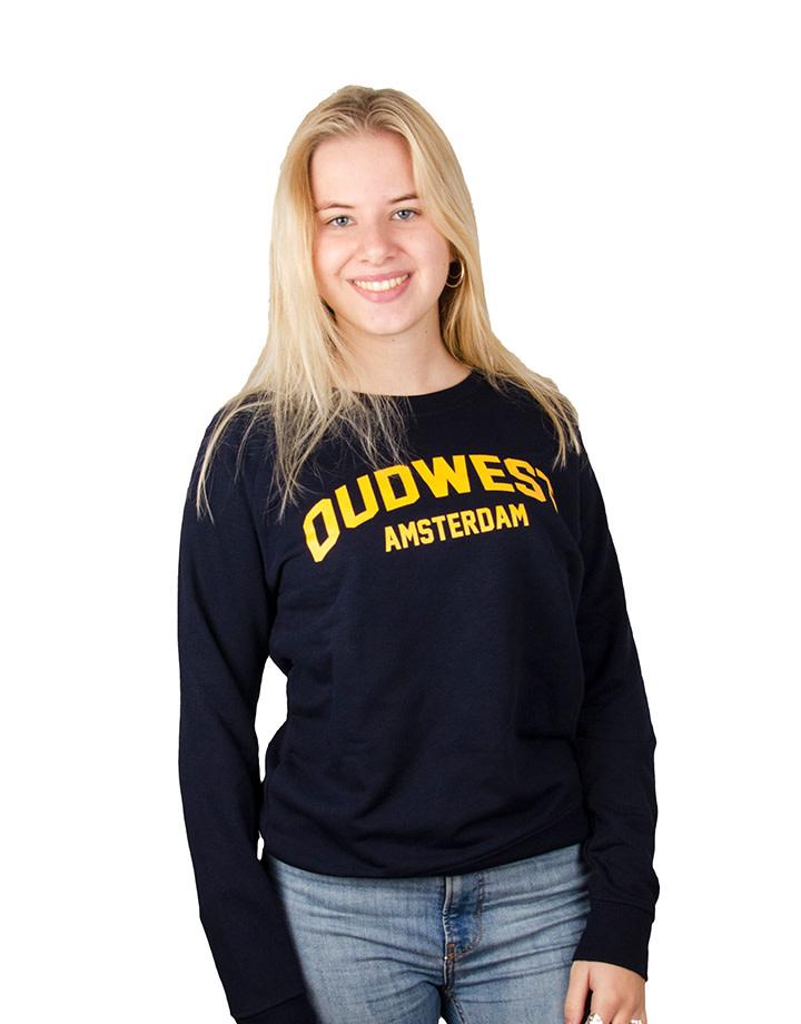 Oud-West Crew Neck Sweater