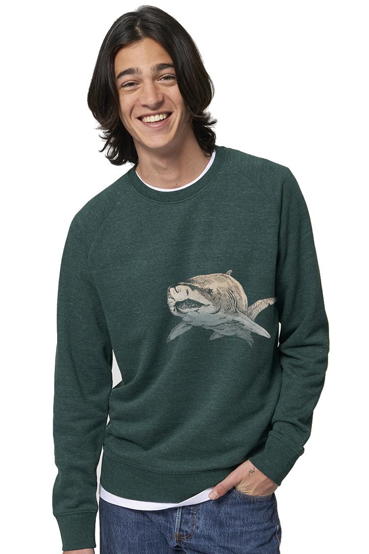 Haai Sweater by Lou Santos