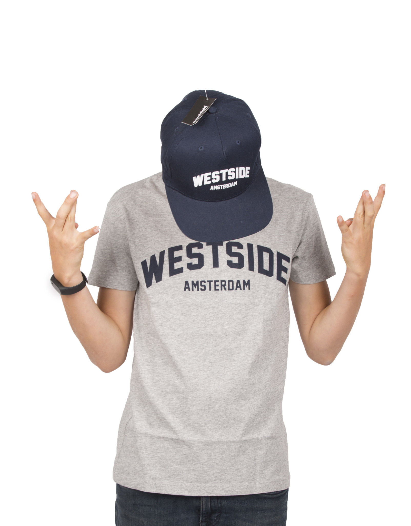 Westside Amsterdam T-shirt