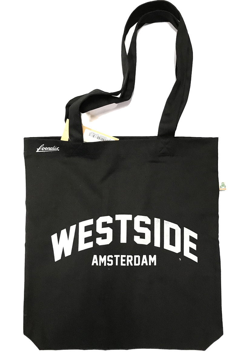 Organic Tote Bag Westside Amsterdam