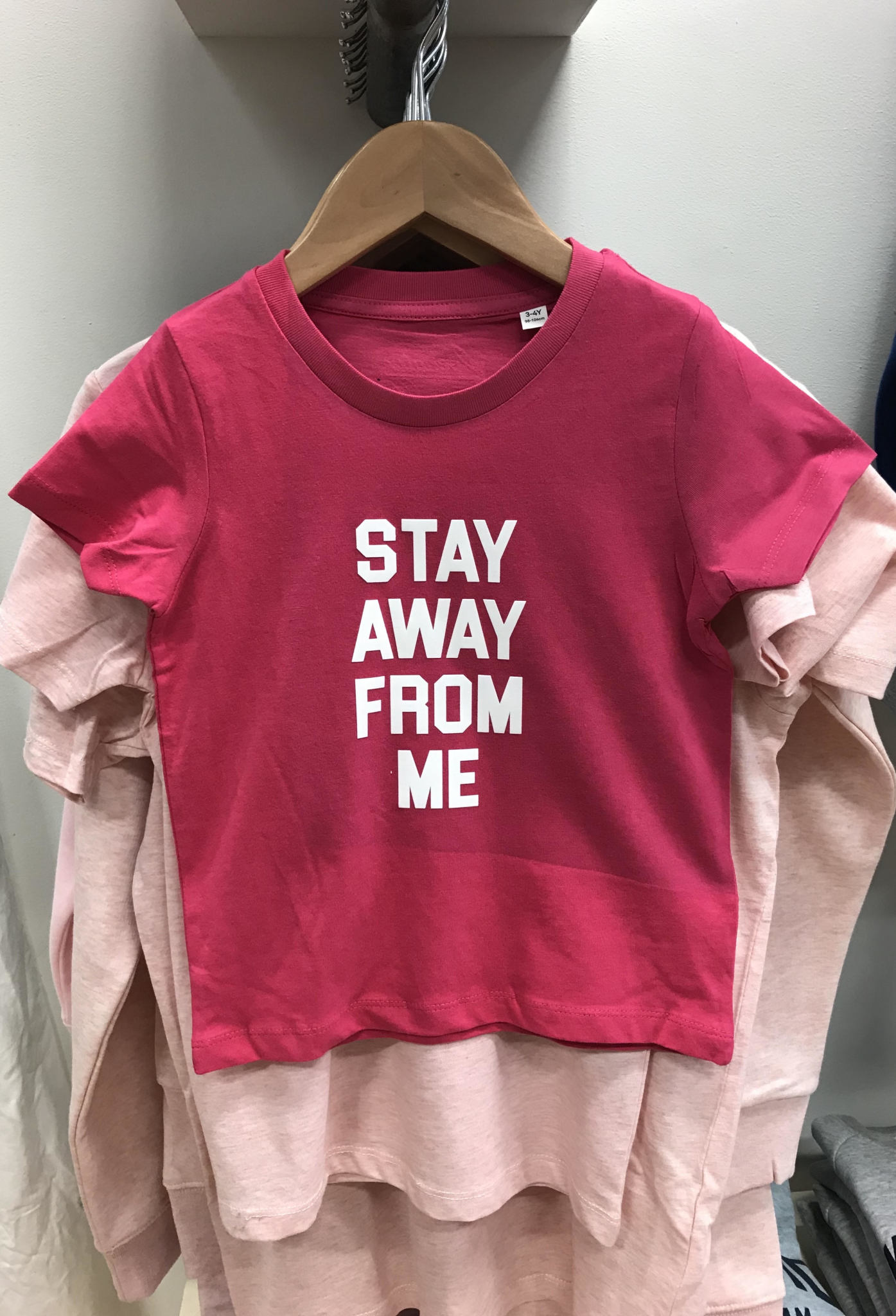 Stay Away From Me T-shirt