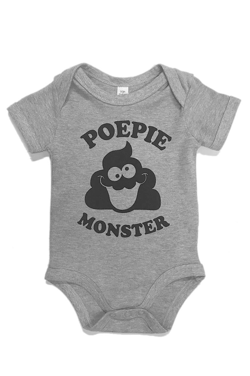 Poepie Monster Romper