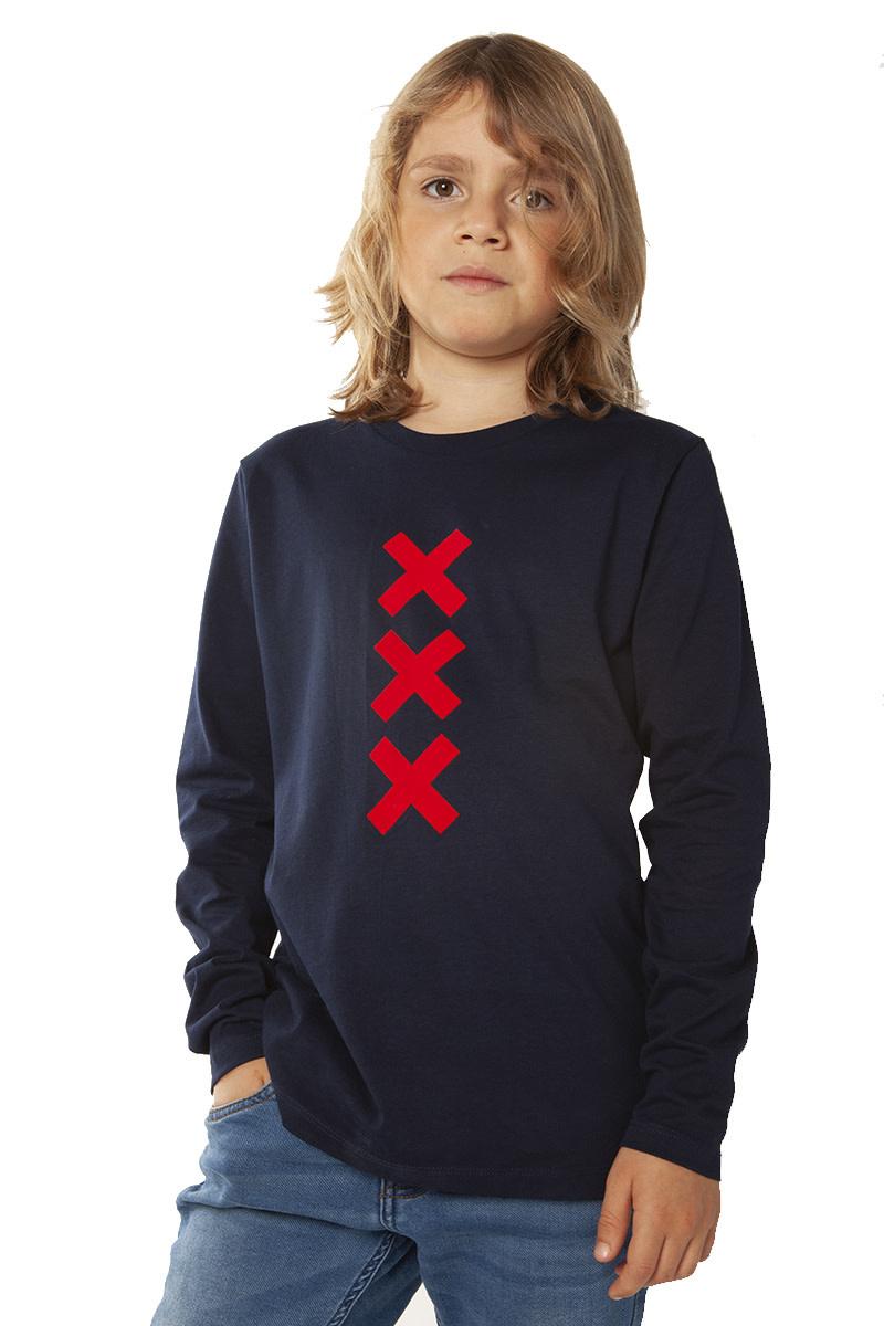 XXX Amsterdam Longsleeve T-shirt