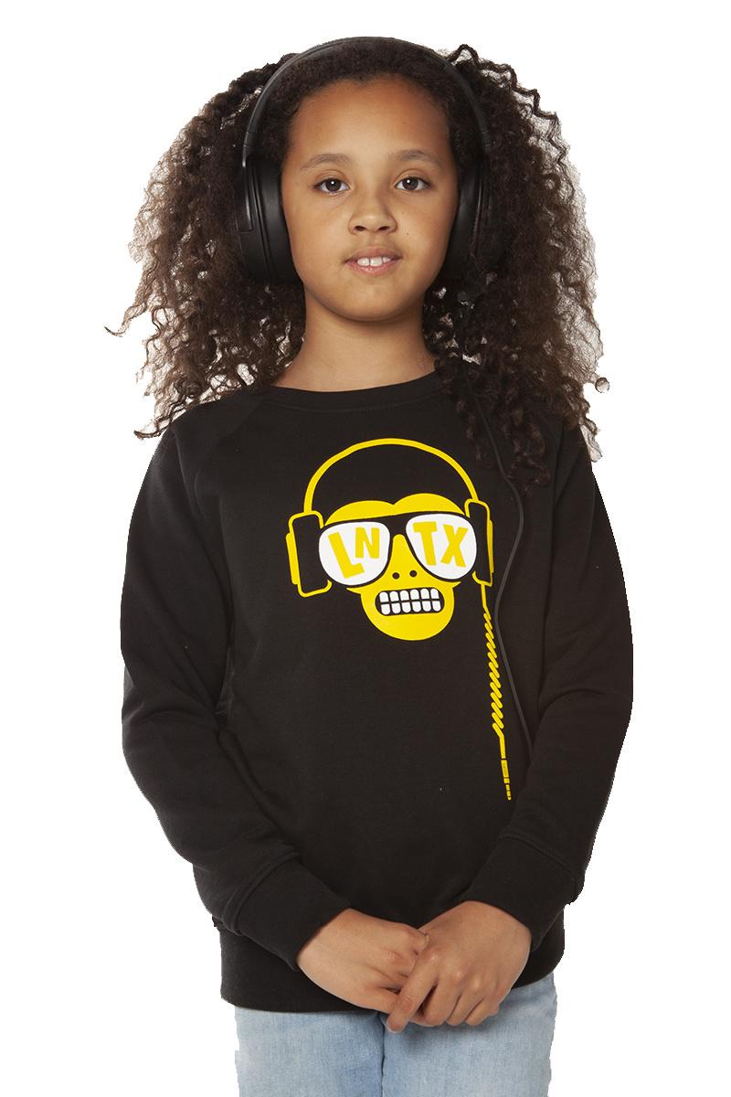 Monkey DJ Sweater