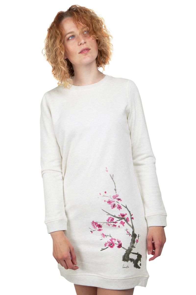 Cherry Blossom Dress - Sweater