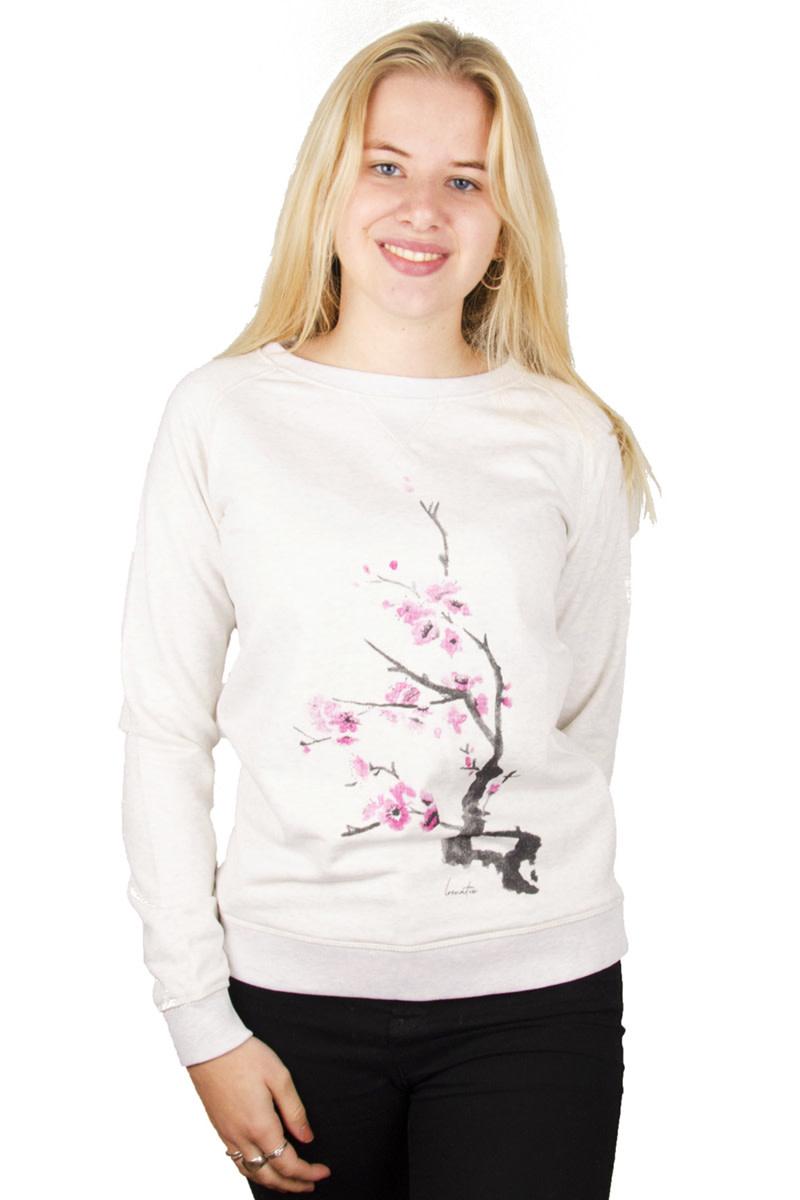 Cherry Blossom Sweater