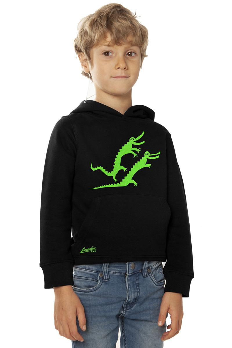Krokodil Hoodie
