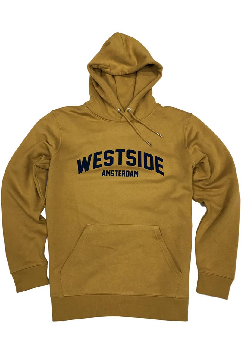 Westside Amsterdam Hoodie (Suede print)