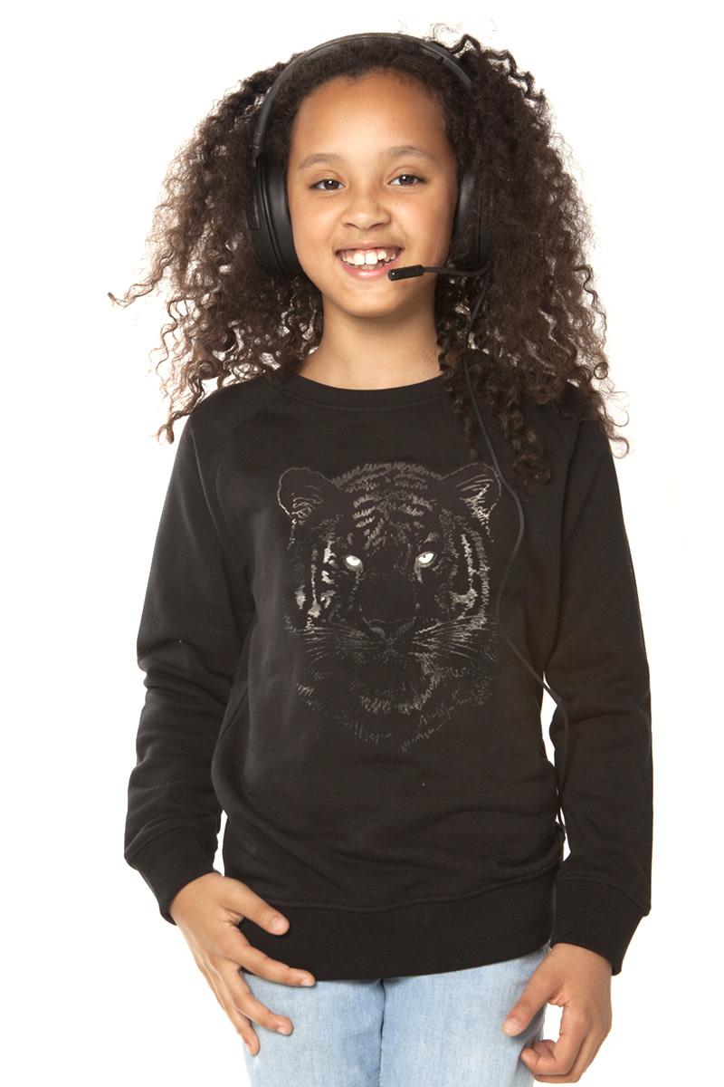Zwarte Tijger Sweater