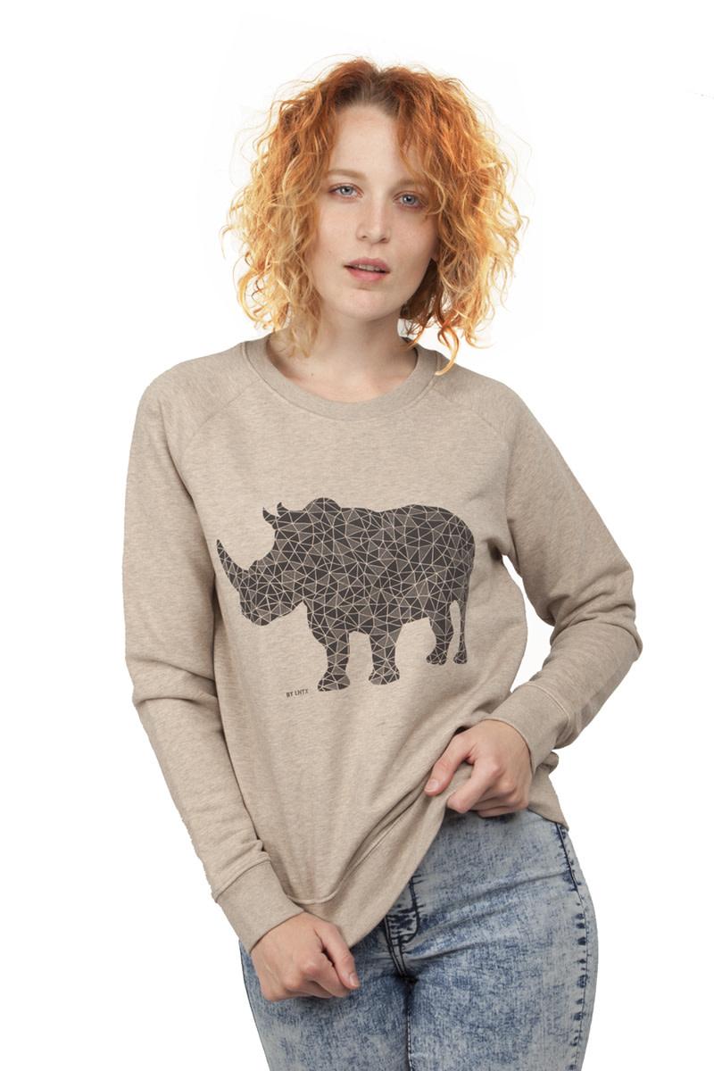 Neushoorn Sweater