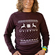 Kerst Rendier Sweater