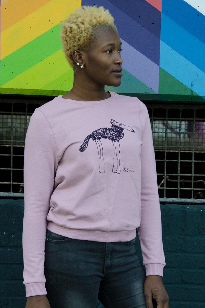 Herdershond Sweater - Bicolor