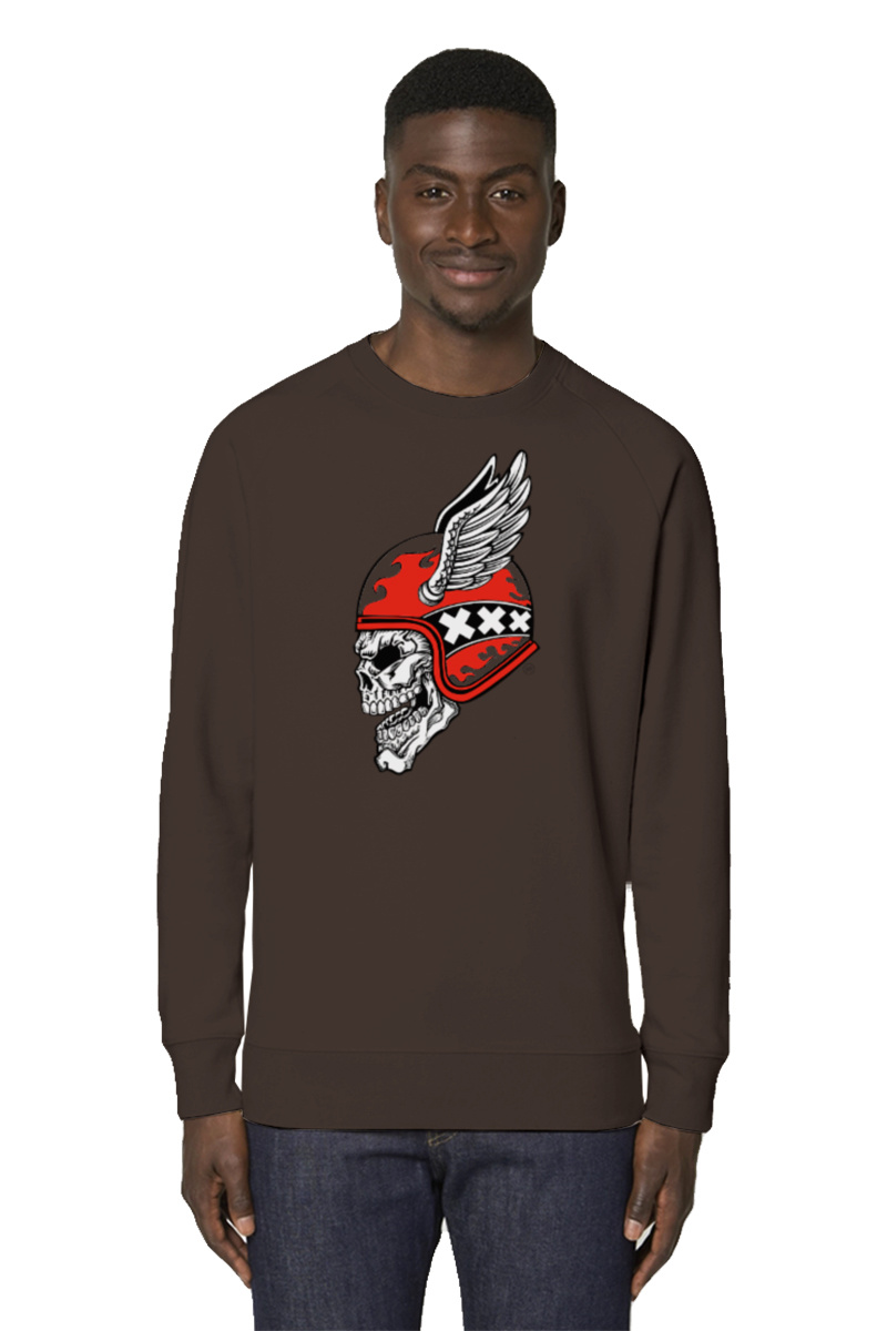 Crazy Riders Sweater