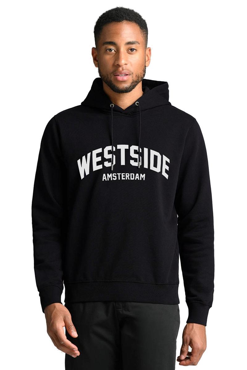 Westside Amsterdam Hoodie - Black