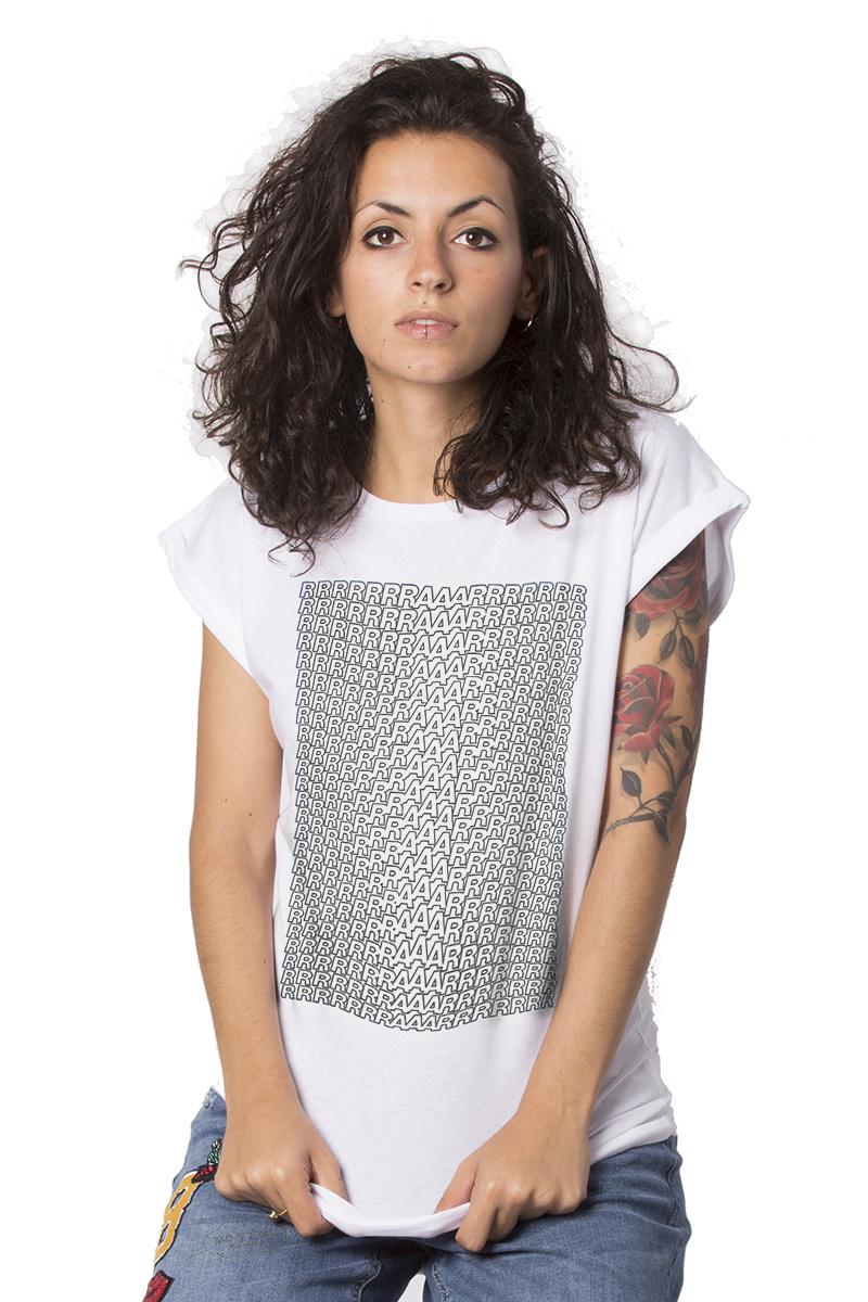 RAAR T-shirt - Roll-up