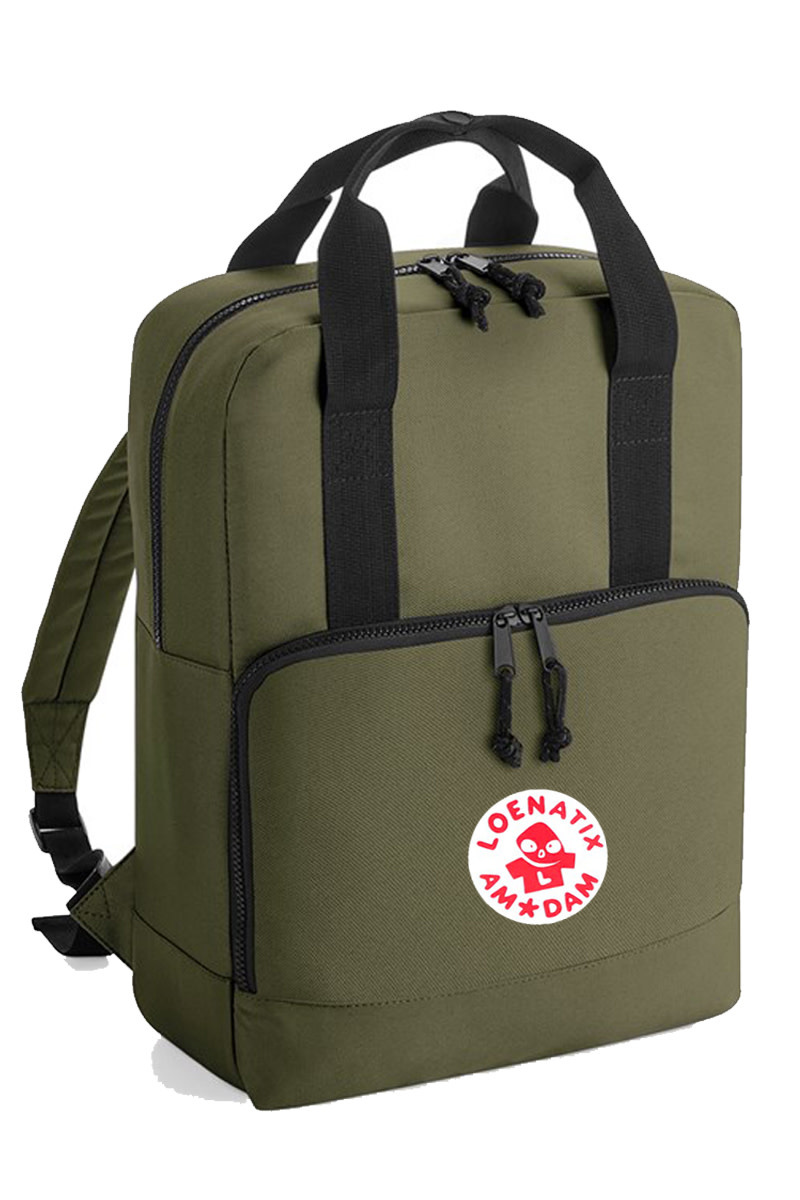 bagbase Loenatix Backpack Large - Recycled polyester