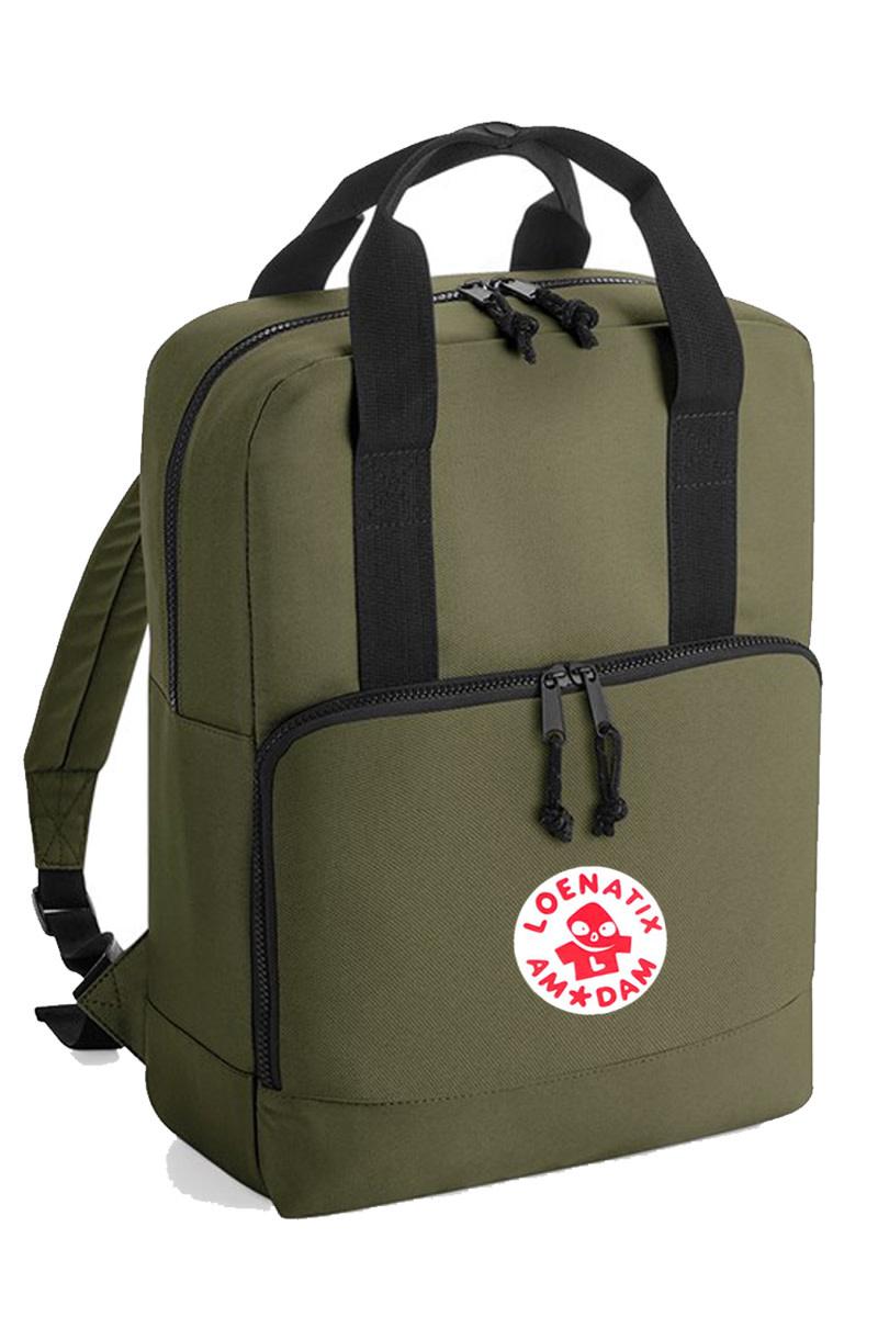 bagbase Loenatix Rugzak - Recycled polyester