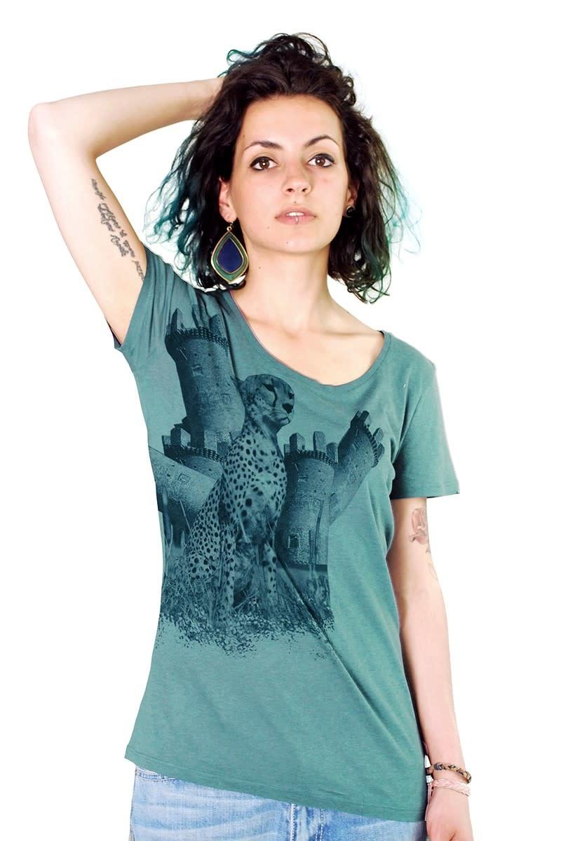 Cheetah L'imposant T-shirt