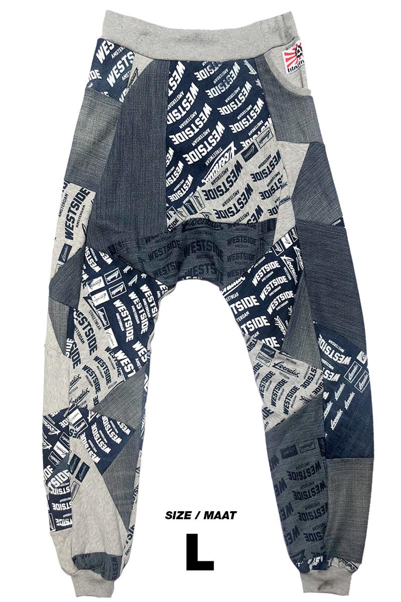 Loenatix Trackpants (One of a Kind) Nr. 2  -L- Westside Denim