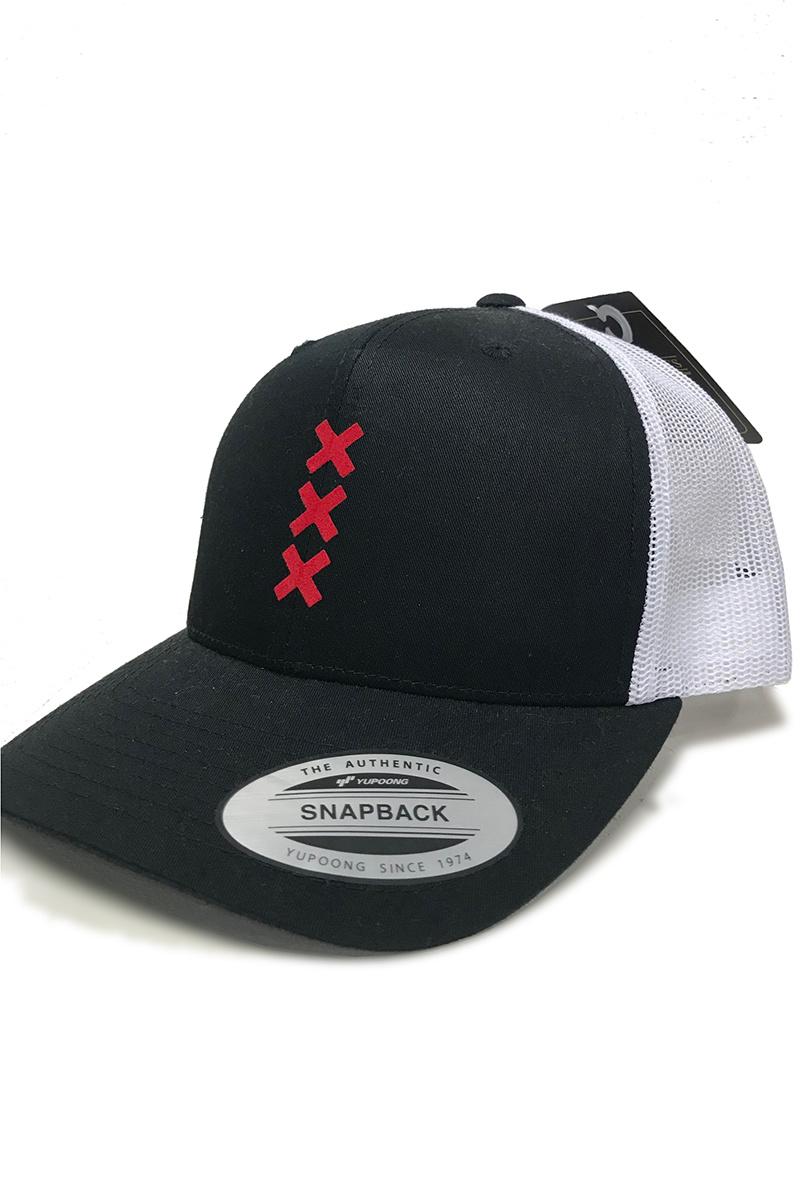 XXX Amsterdam Cap (Suede) - Trucker