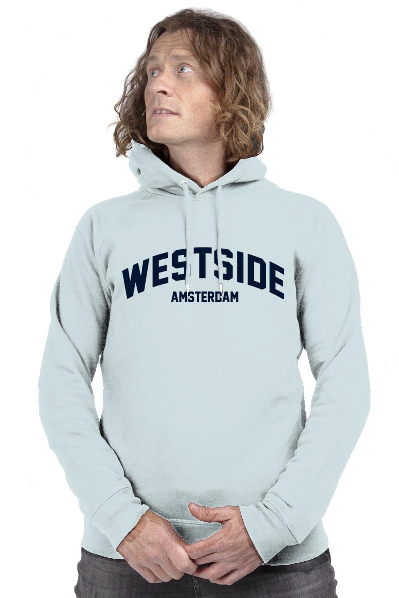Westside Amsterdam Hoodie - Serene Blue