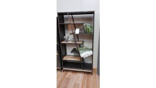 Al zijn boekenkasten lang niet altijd boekenkasten meer
