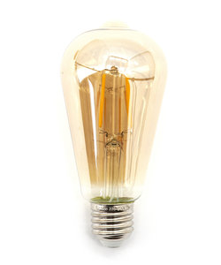 Light bulb ST64 - 4W dimmable